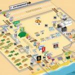 Организаторы Kubana-2013 под Анапой опубликовали карту фестиваля