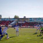 Футбольный клуб «Анапа» открыл сезон уверенной победой